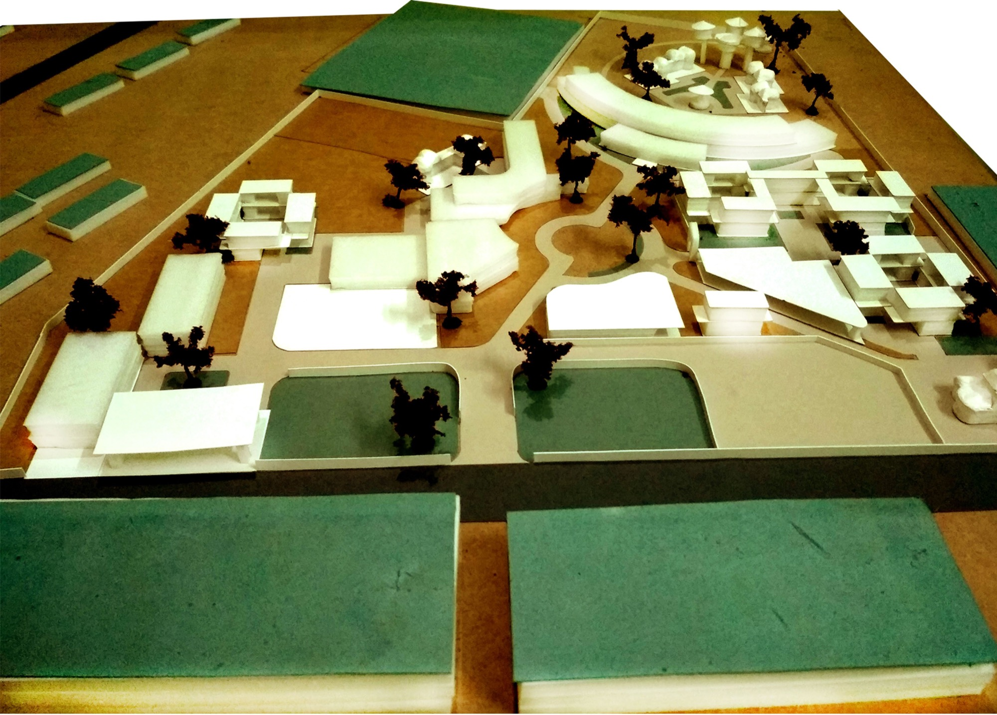 B.Arch Thesis: One Stop Crisis Centre at Pune, by Mehzabeen Sayyed, Allana College of Architecture 17