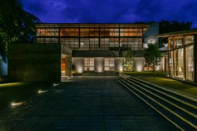 Exterior view - Night