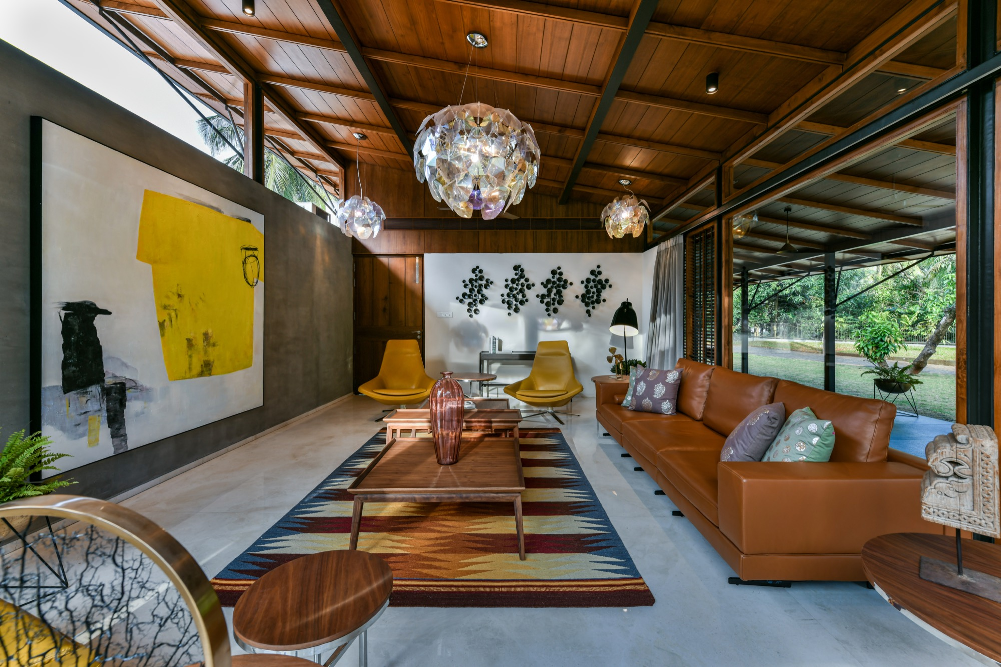 The Skew House, at Kerala, by Thought Parallels Architecture 7