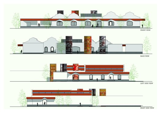 Alembic Industrial Heritage and redevelopment at Vadodara, by Karan Grover and Associates 12