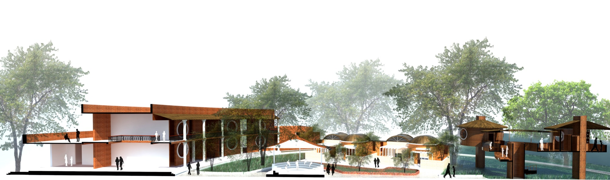 B.Arch Thesis: One Stop Crisis Centre at Pune, by Mehzabeen Sayyed, Allana College of Architecture 15