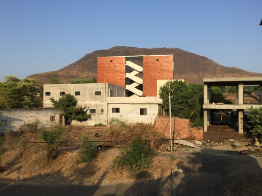 Orphanage for Maher Trust in Satara