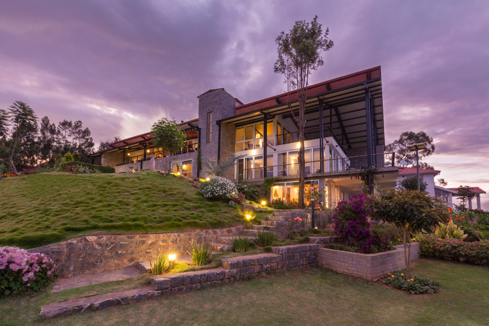 Stepped House at Coonoor, by Studio Lotus 2