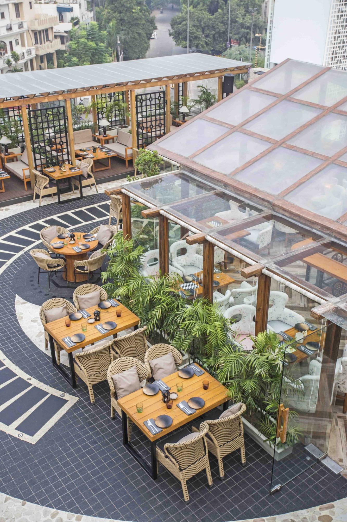 Best of Asia Village, Interior design for a restaurant at Delhi by Aspire Designs 11