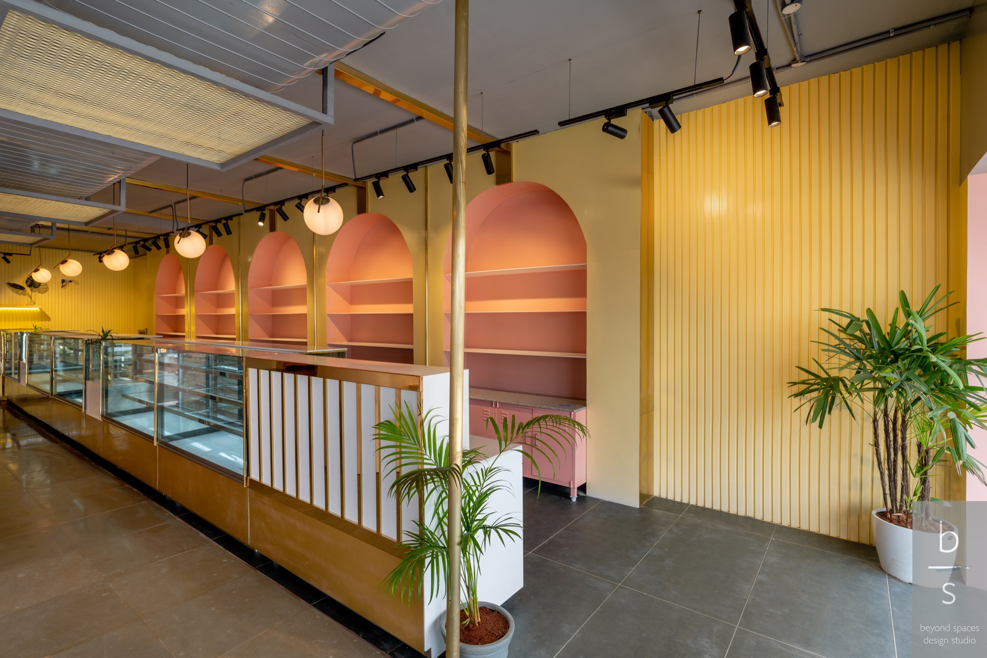 G Pulla Reddy Sweets, interior design by Beyond Spaces Design Studio 3