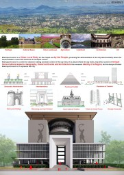 Satara Municipal Corporation, Shortlisted competition entry by Studio UD+AC 3