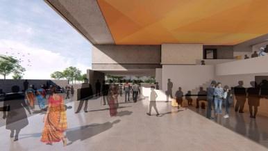 01 Entrance Plaza