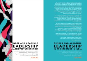 Call for Papers: Gender and Academic Leadership - Architecture in India