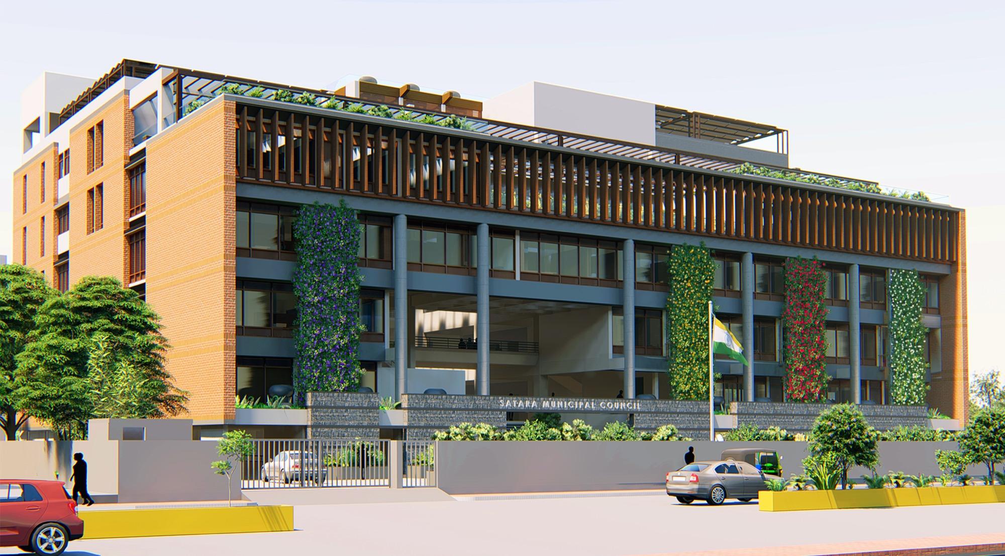 Satara Municipal Corporation - Kenarch Architects