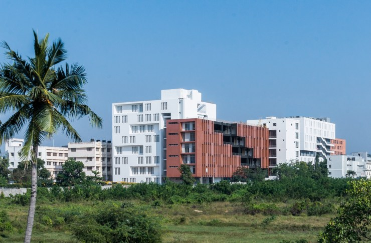 Crescent School of Architecture, Chennai, by architectureRED