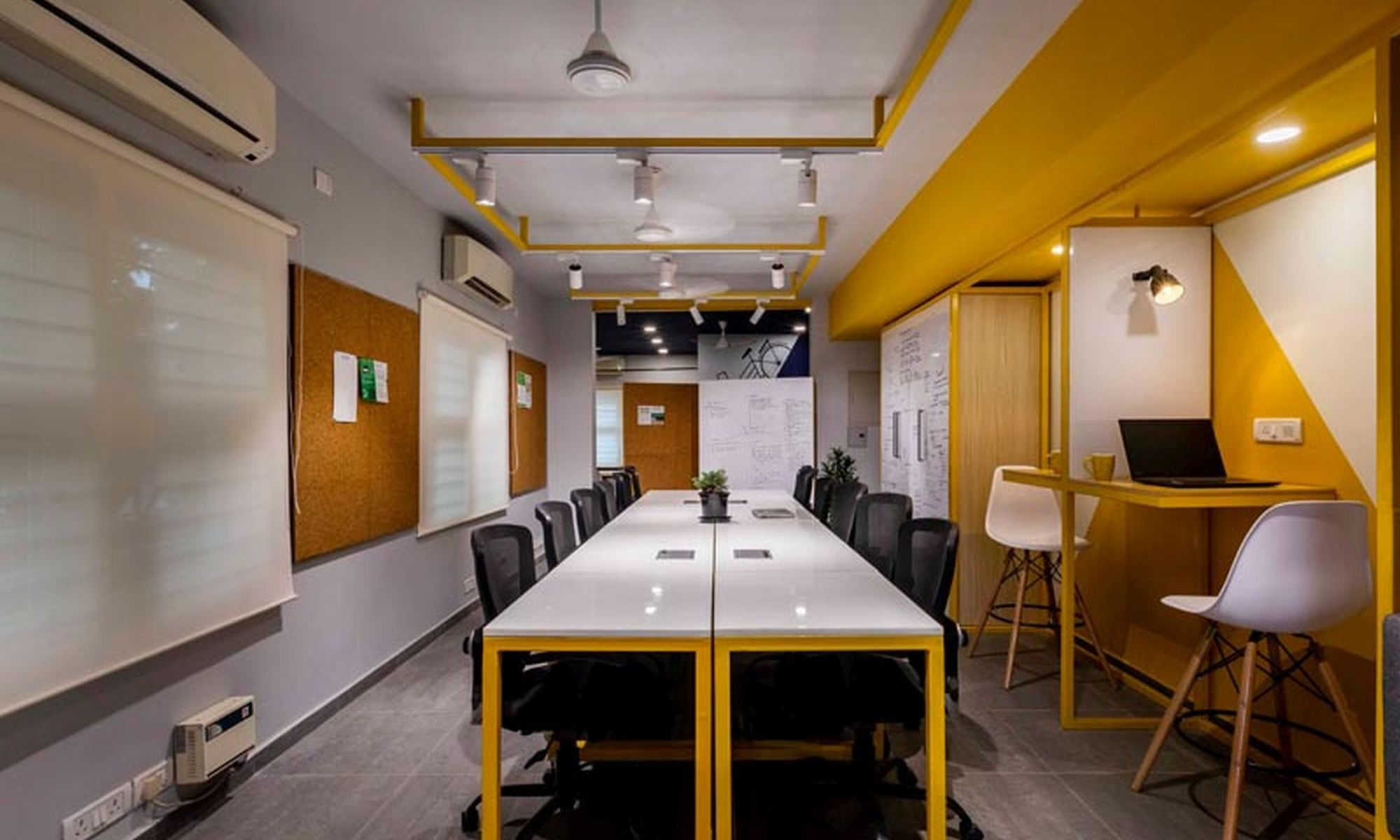 The Kabadiwalla Connect Workspace at Chennai by Drawing Hands Studio 39