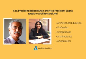 Council of Architecture - Habeeb Khan and Sapna
