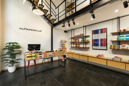Mypaperclip Flagship Store – Stationery Experience Center at Gurgaon, by Sync Design Studio 5