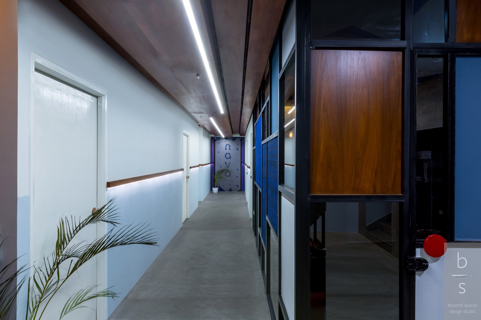 Nava Clinic at Hyderabad, An Earthy Oasis of Wellness, designed by Beyond Spaces Design Studio 34