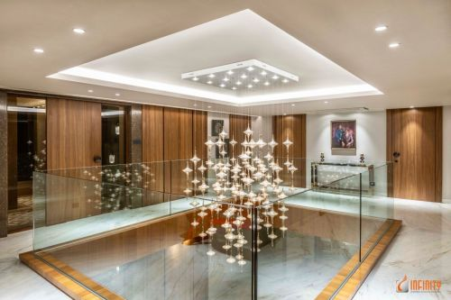 An Inside Look of a Neo-Classical Infinity Design, at Pune, Maharashtra, by Infinity Architects and Interior Designers 20