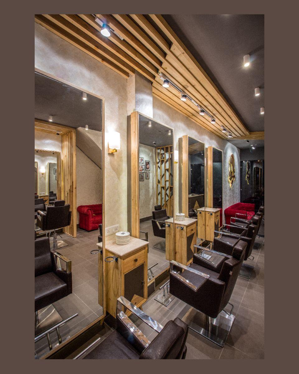 Meenakshi Dutt Salon, at Chandigarh, by architecture aNew 9