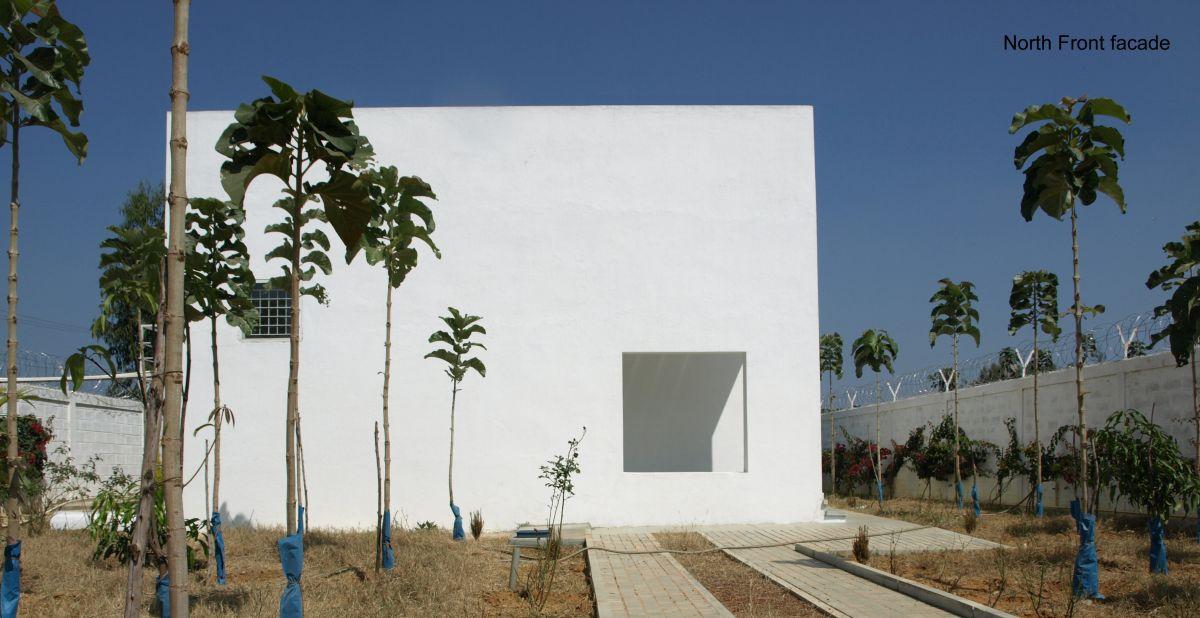 Vanilla House, at Bengaluru, Karnataka, India, by Evolve Architects