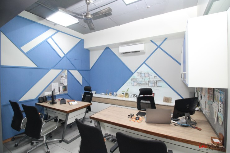 workspace for Studio inVoid, at Ghaziabad, Utter Pradesh, by Studio inVoid