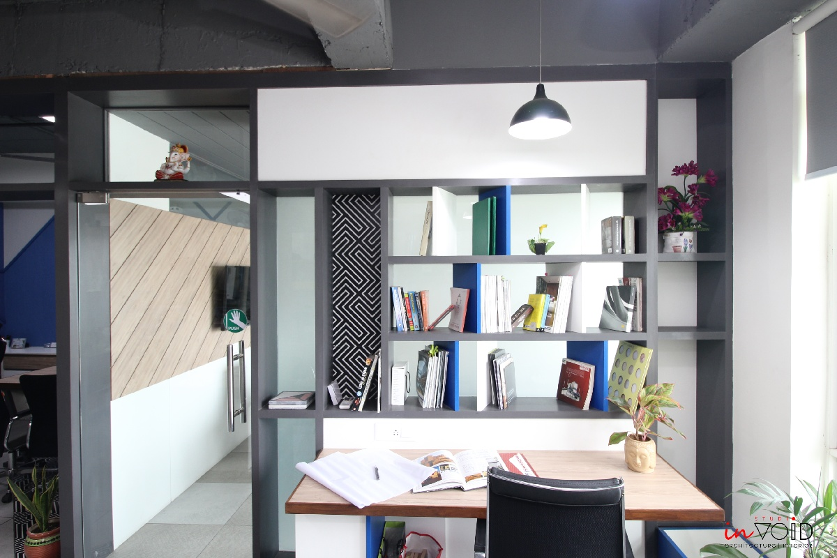 Workspace for Studio inVoid, at Ghaziabad, Uttar Pradesh, by Studio inVoid 6