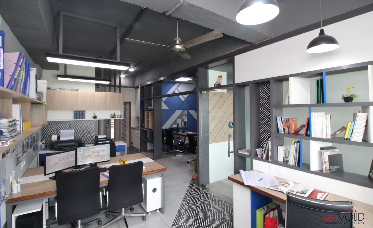 Workspace for Studio inVoid, at Ghaziabad, Uttar Pradesh, by Studio inVoid 10