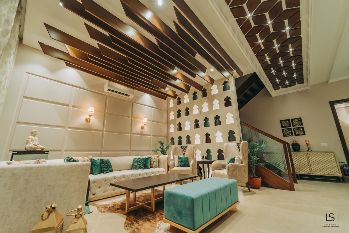 Abharna, at Dream city, Amritsar, Punjab, by Line and Space 7
