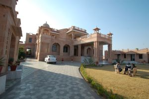 Heritage Residence, at Jodhpur, Rajasthan, by Shilpy Architects & Consultants