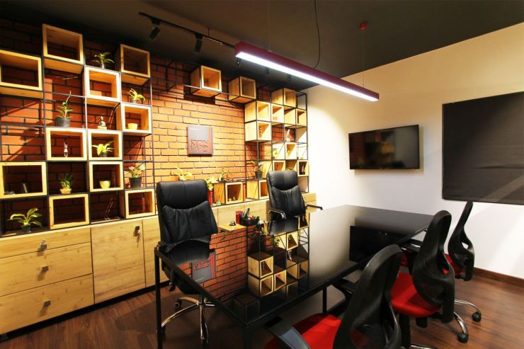 REDWALL STUDIO, at JP NAGAR, BENGALURU, by REDWALL DESIGN STUDIO 1