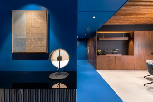 BlueScoop Haus, at Mumbai, by DIG Architects