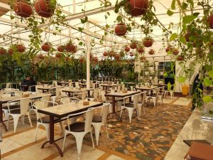 Kateel Restaurant, at Pune, by Oorvi Designs