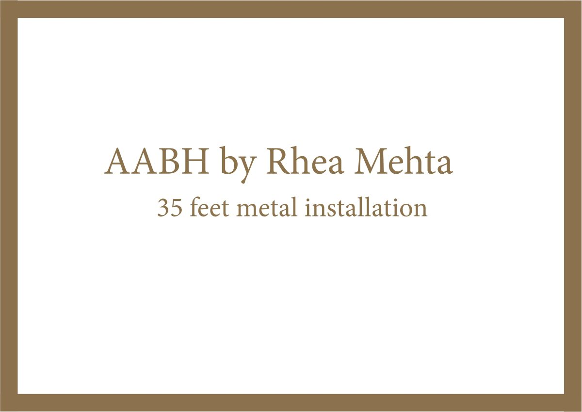 AABH at Ahemdabad by RHEA MEHTA