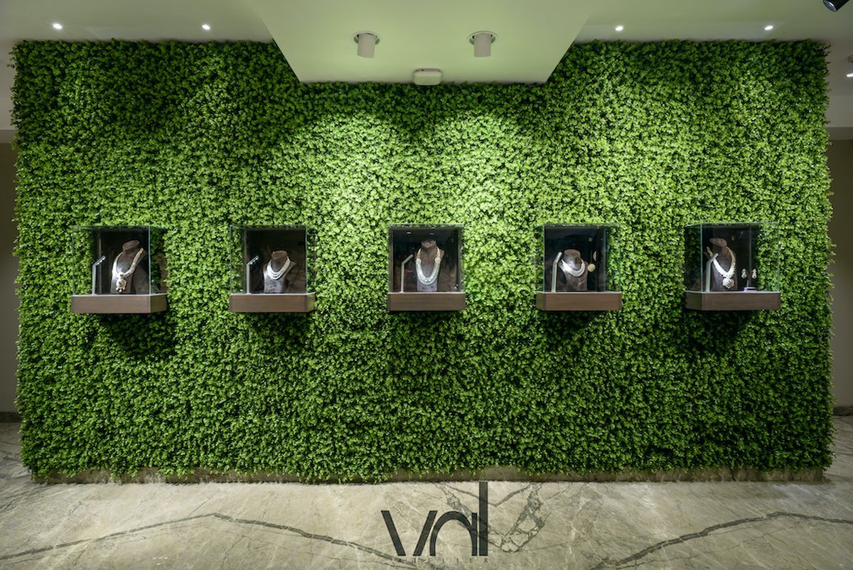 Boutique Jewellery Store at Hyderabad by VAL Atelier 45
