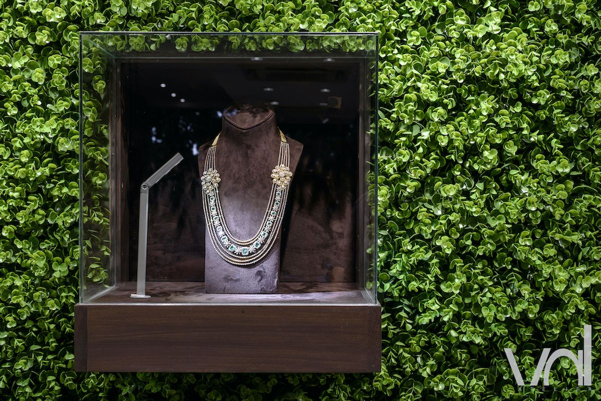 Boutique Jewellery Store at Hyderabad by VAL Atelier 43