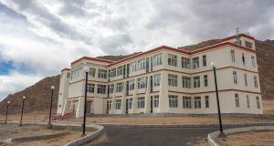 Leh Satellite Campus Kashmir University, at Navi Mumbai, India, by ANA Design Studio Pvt. Ltd.