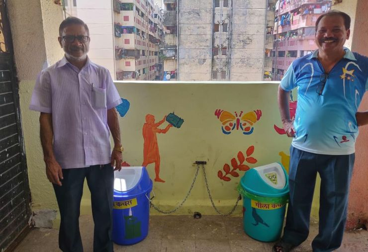 Can Waste Bring Communities Living in High Density Vertical Slums Together?-A Photostory by Bhawna Jaimini and Natasha Sharma 28