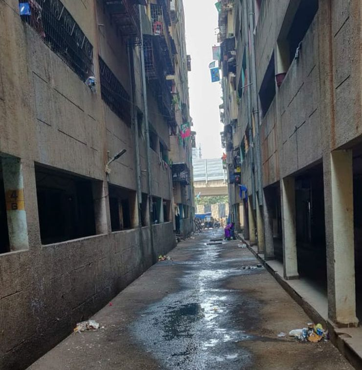 Can Waste Bring Communities Living in High Density Vertical Slums Together?-A Photostory by Bhawna Jaimini and Natasha Sharma 32