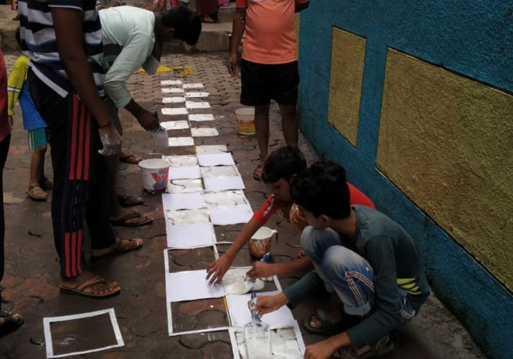 Can Waste Bring Communities Living in High Density Vertical Slums Together?-A Photostory by Bhawna Jaimini and Natasha Sharma 36