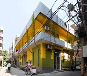 Pre-school in East Delhi by Aditya Bhardwaj Design Studio