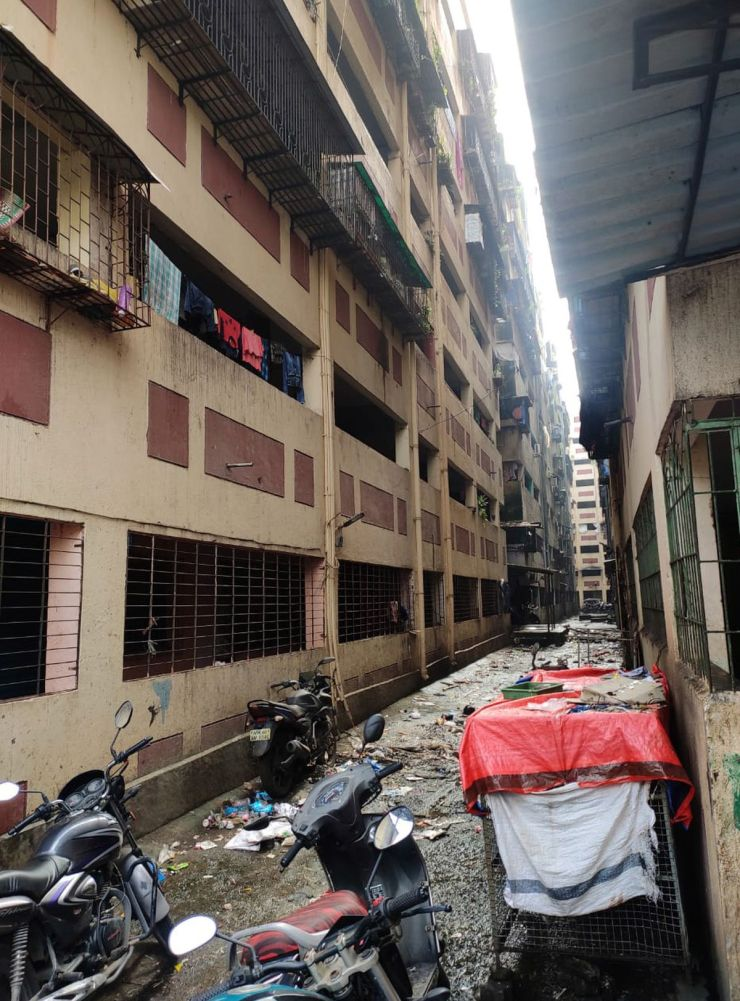 Can Waste Bring Communities Living in High Density Vertical Slums Together?-A Photostory by Bhawna Jaimini and Natasha Sharma 6