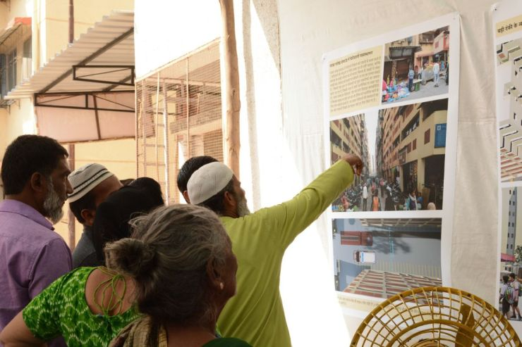 Can Waste Bring Communities Living in High Density Vertical Slums Together?-A Photostory by Bhawna Jaimini and Natasha Sharma 16