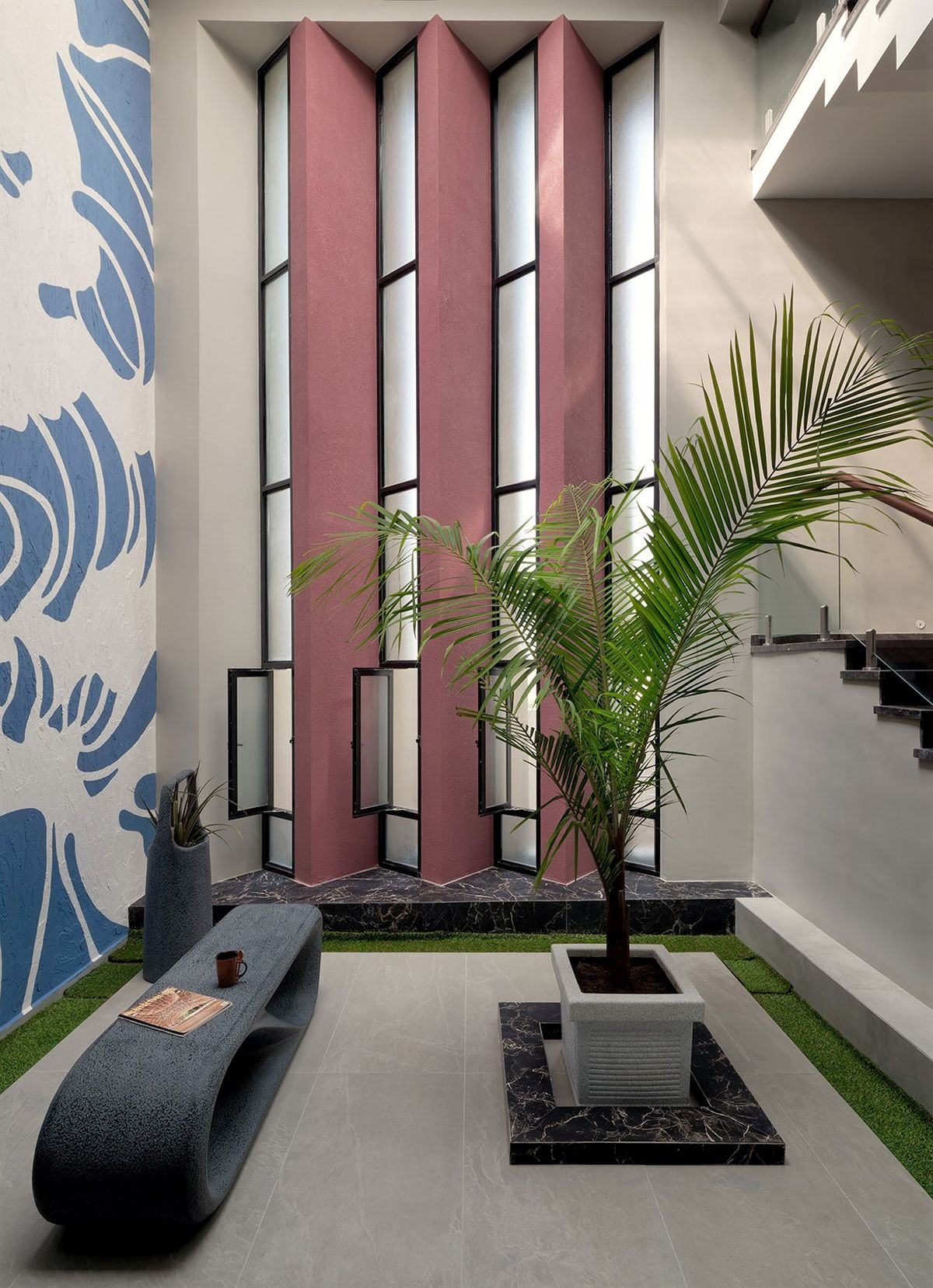 GHEI RESIDENCE at NANDED, MAHARASHTRA, by 4TH AXIS DESIGN STUDIO 6