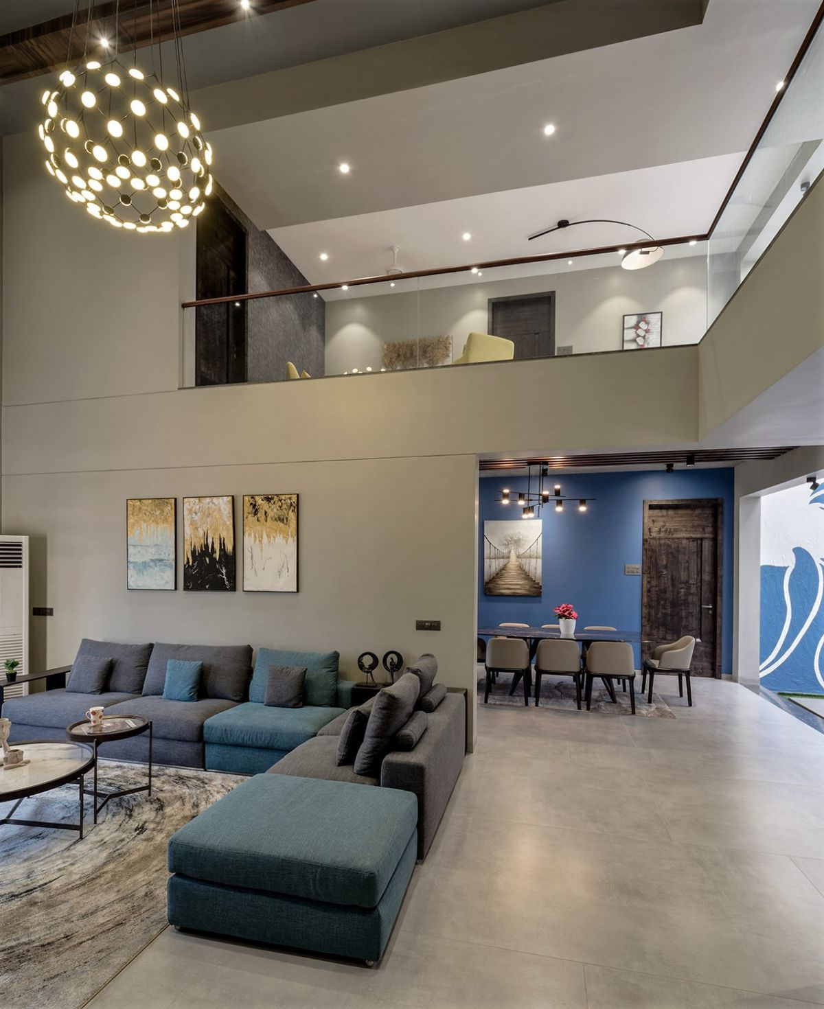 GHEI RESIDENCE at NANDED, MAHARASHTRA, by 4TH AXIS DESIGN STUDIO 14