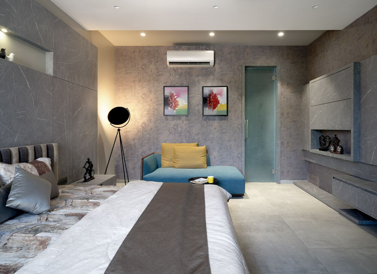 GHEI RESIDENCE at NANDED, MAHARASHTRA, by 4TH AXIS DESIGN STUDIO 34