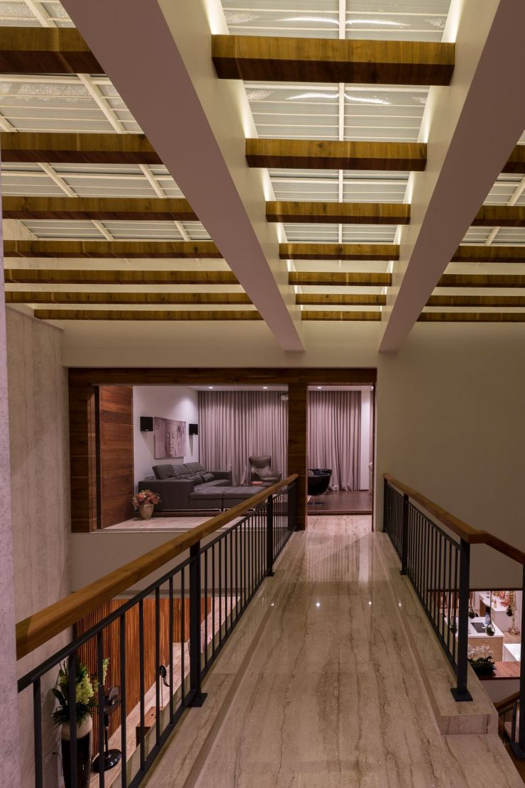 Jagtap Residence at Pune by Designers Group 25