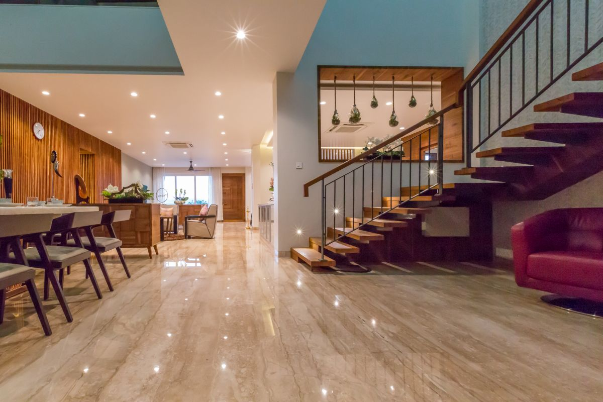 Jagtap Residence at Pune by Designers Group 15