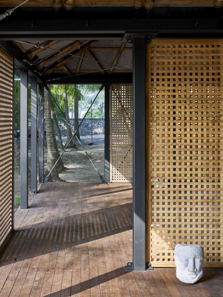 DAK – The Other Side Studio – an artist retreat in Mumbai, by Architecture Brio 16
