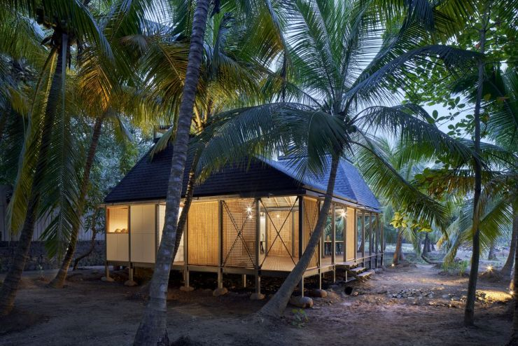 DAK – The Other Side Studio – an artist retreat in Mumbai, by Architecture Brio 22