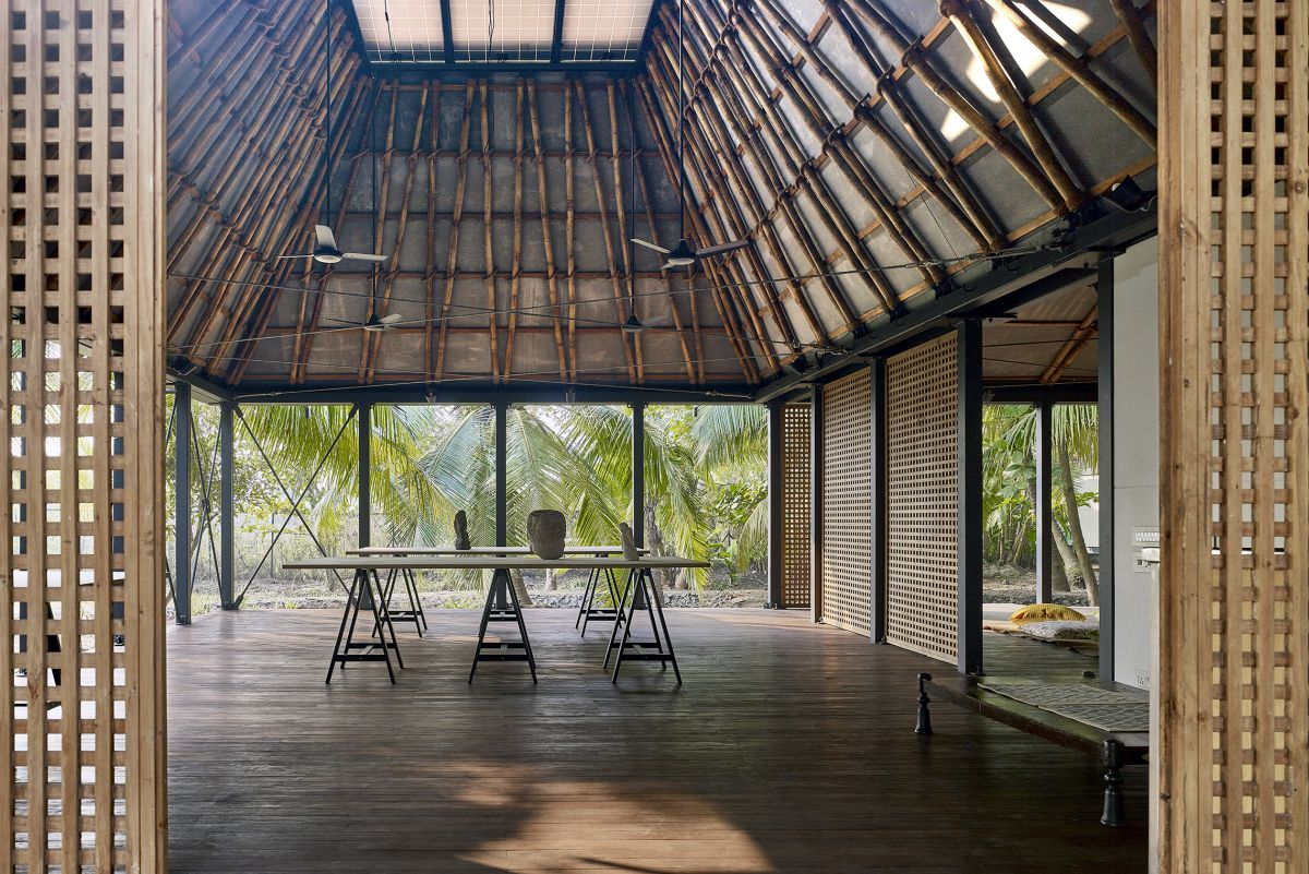 DAK – The Other Side Studio – an artist retreat in Mumbai, by Architecture Brio 20