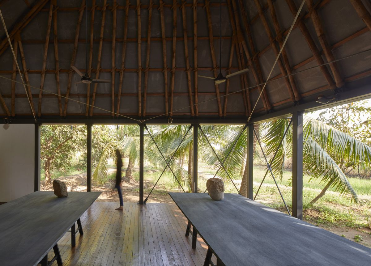 DAK – The Other Side Studio – an artist retreat in Mumbai, by Architecture Brio 4