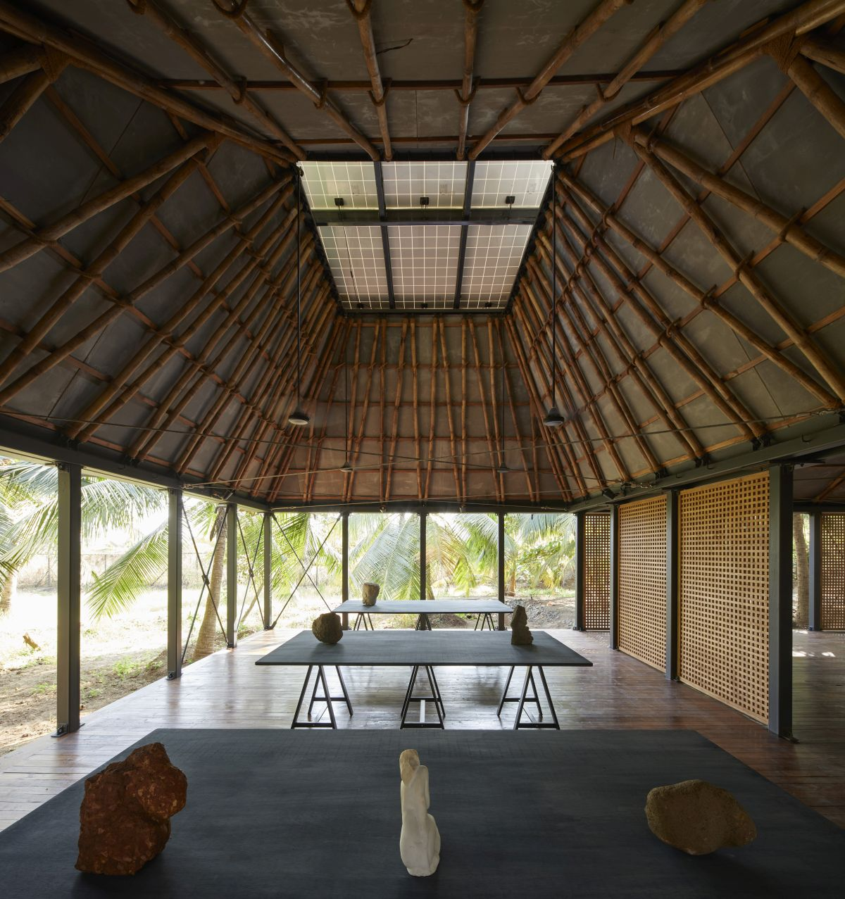 DAK – The Other Side Studio – an artist retreat in Mumbai, by Architecture Brio 8