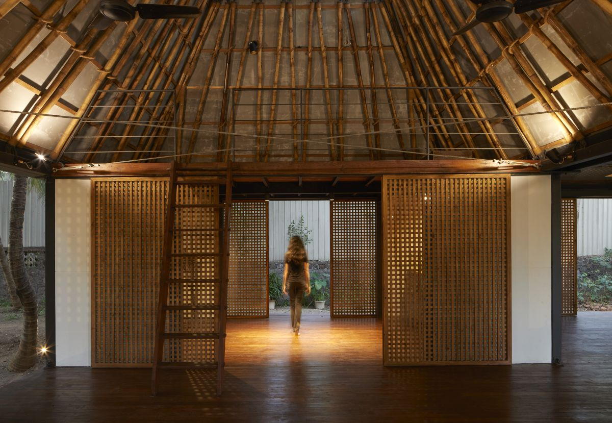 DAK – The Other Side Studio – an artist retreat in Mumbai, by Architecture Brio 6